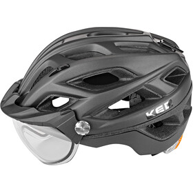 KED Covis Photocromatic Helm, black matte